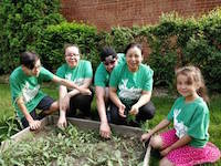 Supporting Families in Transition with The GardenWorks Project