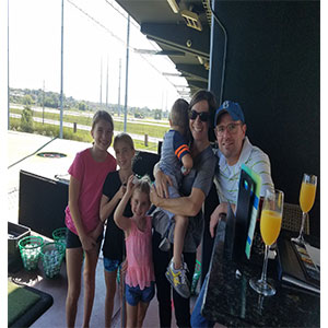 Celebrating our Team with Topgolf and Brunch